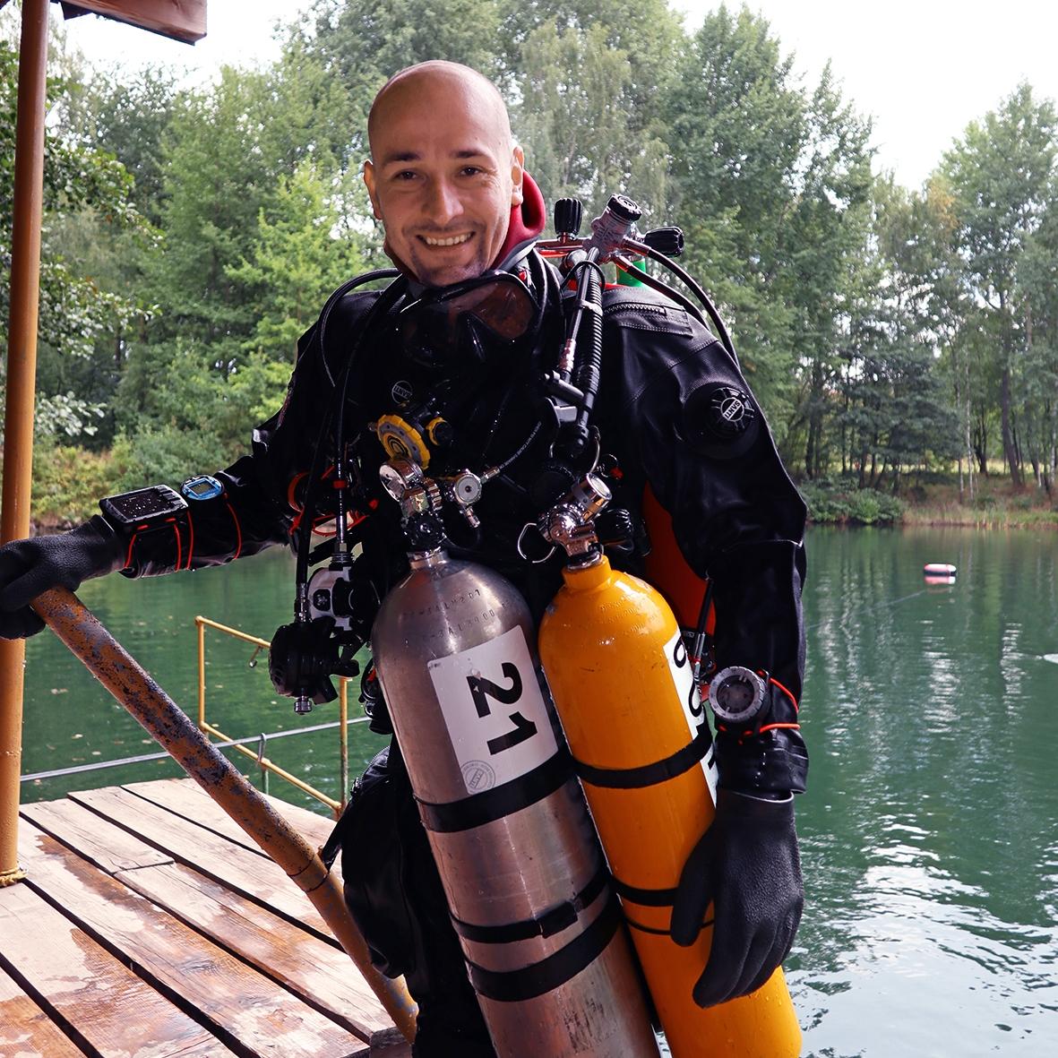 KURZ POTÁPĚNÍ S NITROXEM – Advanced Nitrox Diver
